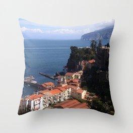 Sorrento Throw Pillow