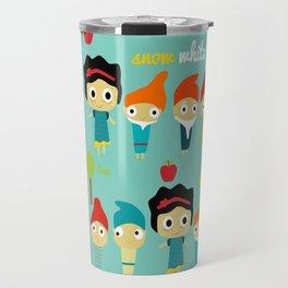 Snow White and the 7 dwarfs Travel Mug