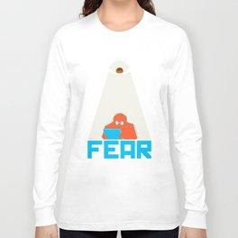 Fear the NSA Long Sleeve T-shirt