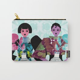 Merry Widows Carry-All Pouch