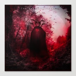 The Aspect of Fear Canvas Print