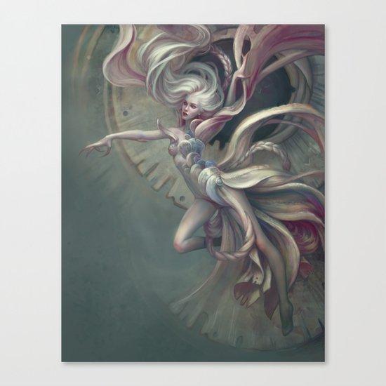 Paramnesia Canvas Print