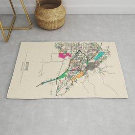 Idaho Map Rugs For Any Room Or Decor Style Society6