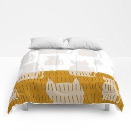 Coit Cat Pattern 4 Comforters