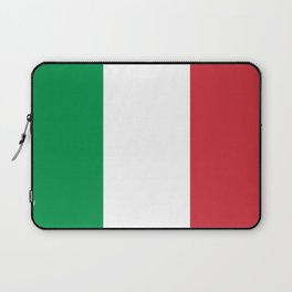 National Flag of Italy, High Quality Image Laptop Sleeve
