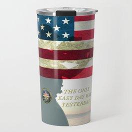 Navy Seals USA Travel Mug