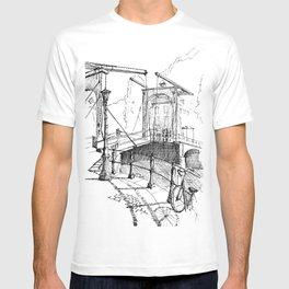 Amsterdam Canal T-shirt