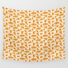 Pizza Paradise Wall Tapestry