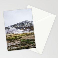 Icelandic Steam Stationery Cards
