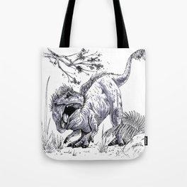 T-Rex Tote Bag