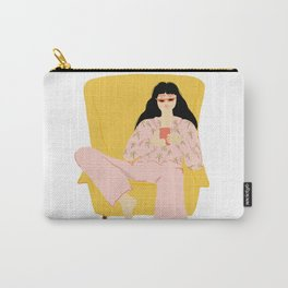 Pyjama Sunday Carry-All Pouch