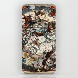 Constellations of the Southern Sky iPhone Skin