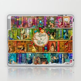 A Stitch In Time Laptop & iPad Skin