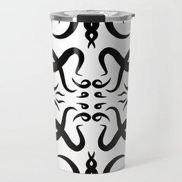 Modern Pattern Travel Mug