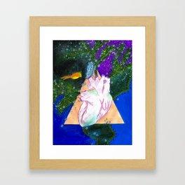 Karmic Revival Framed Art Print