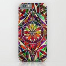Flower of Life variation iPhone 6 Slim Case