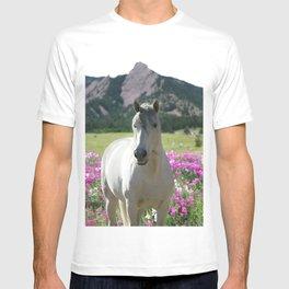 stallion of the front range T-shirt