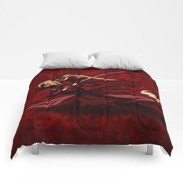 Warrior Chen Comforters