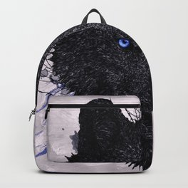 The Paint & The Wolf Backpack