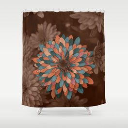 Ambient Inventions Shower Curtain