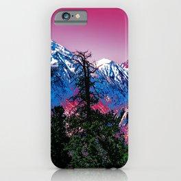 VIVID WINTER iPhone Case