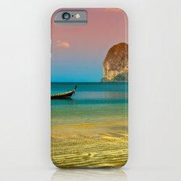 Trang Longboat iPhone Case