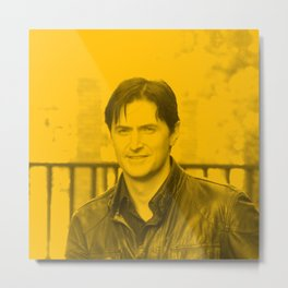 Richard Armitage Metal Print