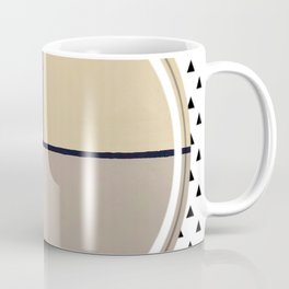 Toned Down - small triangle graphic Coffee Mug
