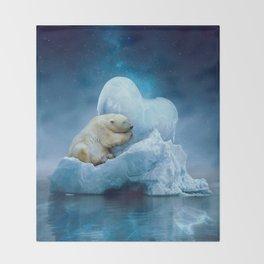 desiderium II Throw Blanket