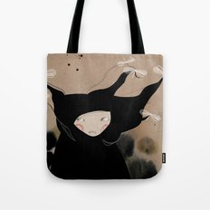 Mister Wind Tote Bag