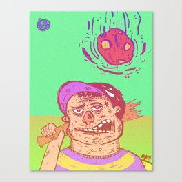 Ness Canvas Print