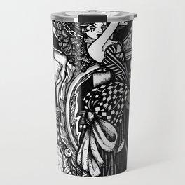 Dark Circus Travel Mug