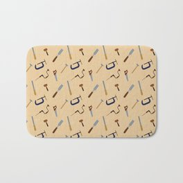 Wood shop Bath Mat