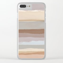 Strips 4 Clear iPhone Case