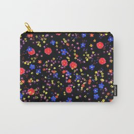 little flowers Carry-All Pouch