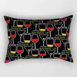 Bottoms Up Rectangular Pillow