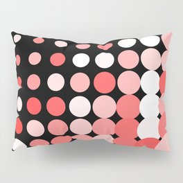 Red Fusion Pillow Sham