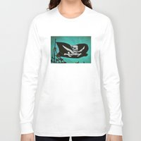 "pirate ship Long Sleeve T-shirts featuring ""Pirate Ship"" by Bella Blue Photography"