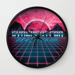 Synchrotron - Out of Sync with Life Wall Clock