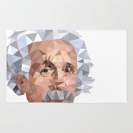 Mentor me Einstein Rug