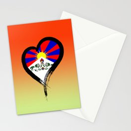 Heart Nation 07 Stationery Cards