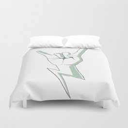Horns up! Duvet Cover