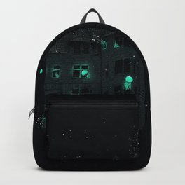 House of Jellyfish Backpack