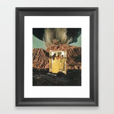 use your illusion III Framed Art Print