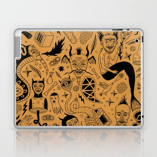 Curious Collection No. 1 Laptop & iPad Skin