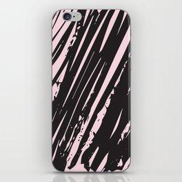 I spilled my chocolate! /geometric series iPhone Skin