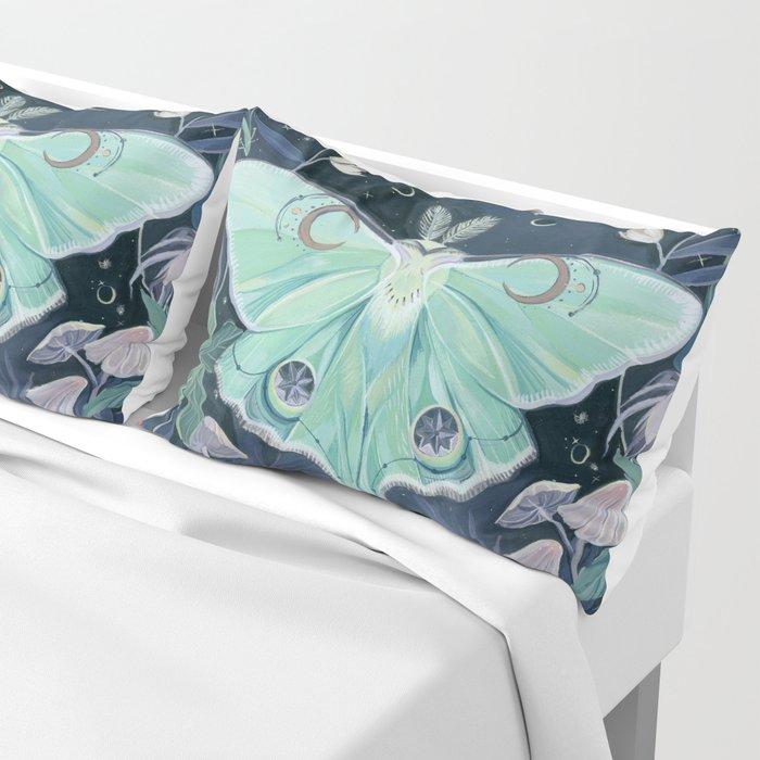 Luna Moth Kissenbezug