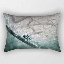 Spider Tree Rectangular Pillow