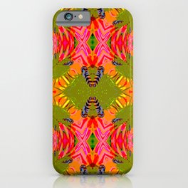 Hoverfly 6 iPhone Case