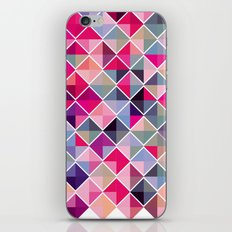 Block Party! iPhone & iPod Skin